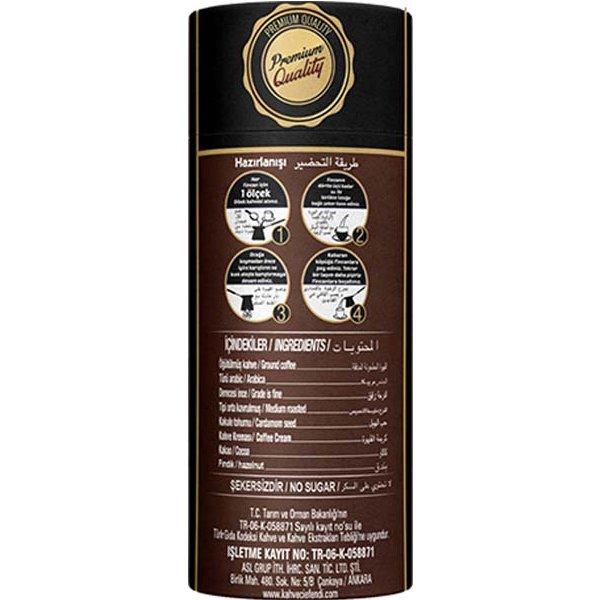 500 GR Fındıklı Dibek Kahvesi