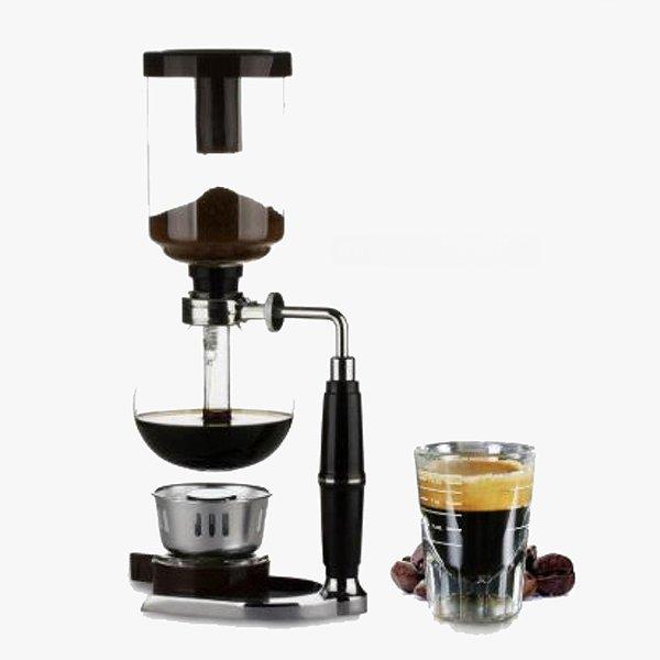 Epinox Syphon Kahve Demleme