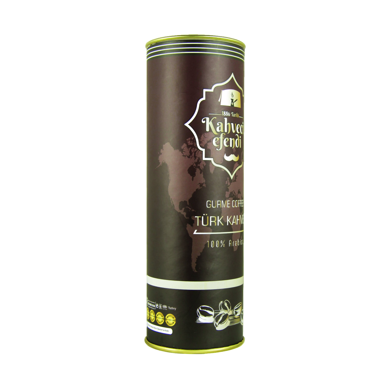 250 GR Türk Kahvesi Premium Teneke Kutu